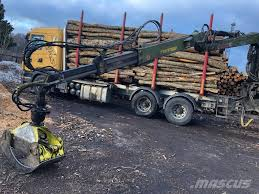 100 Used Logging Trucks Scania R 480 Logging Trucks Year 2009 Price US 51005 For