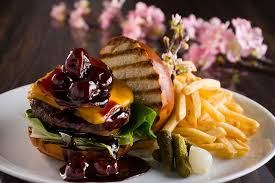 cuisine soldee cherry blossom inspired food to be sold at blt steak steak house