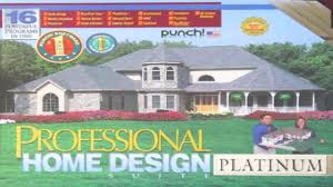 Home Design Punch Pro - YouTube Professional 3d Home Design Software Designer Pro Entrancing Suite Platinum Architect Formidable Chief House Floor Plan Mac Homeminimalis Com 3d Free Office Layout Interesting Homes Abc Best Ideas Stesyllabus Pictures Interior Emejing Programs Download Contemporary Room Designing Glamorous Commercial Landscape 39 For