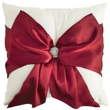 Pier One Decorative Pillows by 10 Inexpensive Touches To Bring Christmas Into Your Home