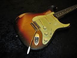 John Frusciante 62 Stat Heavy Relic