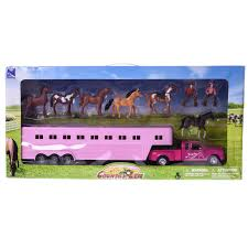 Pink Pickup Truck And Horse Trailer Play Set | Collections | Horse ... 1970s Tonka Truck And Horse Trailer Trailers Toy Prime Mover Matchbox Scammell Mechanical 3wheels No Boley Toys Farm With Barn Animals Two Farmers Big Country Sundowner Cattle Loading Up Breyer Mini Whinnies Horses In Ves Adventure Vehicle Review Home Load Trail Trailers Largest Dealer Auto Trader Euro Truck With Trailer Thewoodenhorseeu The Wooden Saddle Pals Off Roader And 3800 Hamleys For Breyer Traditional Series Horse Trailer Horseland 150 Mercedesbenz Transporter