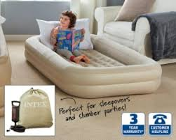 intex kids travel air bed set 19 99 aldi from 8th october