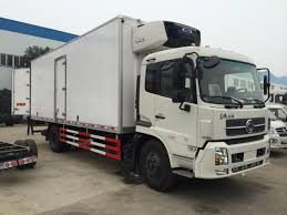 100 Refrigerator For Truck China 35 Tons Refrigerated Van China