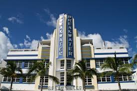 miami south deco photo of the week the breakwater deco hotel south