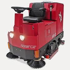 industrial floor scrubber washing equipment of texas