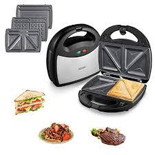 sandwichtoaster antihaftbeschichtete sandwich maker sandwich