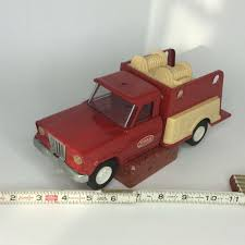 Vintage Tonka Red Jeep Fire Truck - No Light Or Ladders | EBay Tonka 1964 Fire Truck Hydrant 100 Original Patina One Owner Nice Vintage 1955 Tonka No 950 6 Suburban Pumper Fire Truck With Fire Truck On Shoppinder Metal Firetruck Vintage Articulated Toy Superior Auction 5 Water 1908254263 Suburban 1963 Paint Real Dept Hose Ladder Tfd A Sliding Ladder Vintage Toys Hydrant Wwwtopsimagescom Toys 1972 Aerial Photo Charlie R Claywell