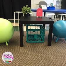 Ball Seats For Classrooms by Reading And Writing Redhead July 2017