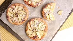 Almond Apple Tart Recipe