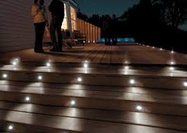 led step light outdoor recessed wall light l 12v 1w ip67