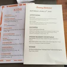 Tommys Patio Cafe Menu by Photos For Tommy Bahama Restaurant Bar Store Wailea Menu