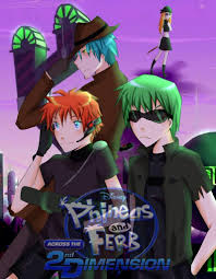 Phineas And Ferb Halloween by In Anime Form 5 Phineas And Ferb Anime Amino