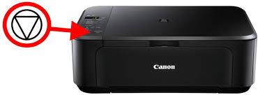 Resume Button Printer Highlight