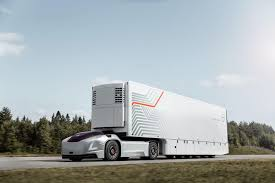 100 Roadshow Trucking Volvo Trucks Vera Is Electric Autonomous And It Could Change