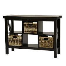 hd designs tabor collection console table for the home