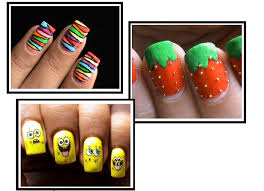 Easy Nail Art Designs At Home Step By Step ~ Easy Nail Art Designs ... Easy Nail Designs For Beginners At Home At Best 2017 Tips 12 Simple Art Ideas You Can Do Yourself To Design 19 Striping Tape For 21 Cute Easter Awesome Sckphotos 11 Zebra Foot The 122 Latest Pictures Photos Decorating