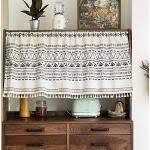 weiße scheibengardinen küchengardinen blickdicht günstig