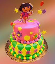 Dora The Explorer Fiesta Kitchen Set by Dora The Explorer Cake Idea For A U0027s Birthday Food Pinterest