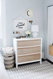 Ikea Hopen Dresser Size by Bedroom High Gloss White Lacquer Dresser Ikea Hemnes 3 Drawer