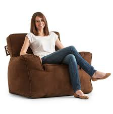 Ideas: Awesome Fuf Chair For Comfy Casual Chair Idea ... Big Joe Milano Bean Bag Vegan Faux Leather Chair Exciting Loveseat Brown Twin Co Home Wicker Lovely Chairs Ikea For Fniture Ideas Using Modern Roma Beanbag Fuball Dreamshapersaldinfo 10 To Unwind In After A Long Day Weredesign Appliances Stunning Trend Cuddle Ipirations Appealing Lumin