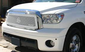 Status Grill Toyota - Custom Truck Accessories 2016 Toyota Tundra Vs Nissan Titan Pickup Truck Accsories 2007 Crewmax Trd 5 7 Jive Up While Jaunting 2014 Accsories For Winter 2012 Grade 5tfdw5f11cx216500 Lakeside Off Road For Canopy Esp Labor Day Sale Tundratalknet Clear Chrome Led Headlights 1417 Recon Karl Malone Youtube 08 Belle Toyota Viking Offroad Shop Puretundracom