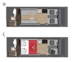 Van Conversion Floor Plan