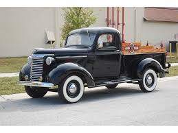 100 Classic Chevrolet Trucks For Sale 1939 Pickup For Carscom CC1061294