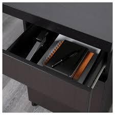 Under Desk File Cabinet Ikea by Malm Desk White Ikea