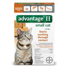 flea treatment for cats advantage ii once a month cat kitten topical flea treatment 5