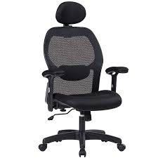LIANFENG Ergonomic Office Chair, High Back Executive Swivel Computer Desk  Chair With Adjustable Armrests And Headrest, Back Lumbar Support, Black Mooreco Ergo Ex Ergonomic Office Chair Black Seat 5star Base 21 Width X 1850 Depth 28 24 51 Height Details About High Back Executive Computer Desk Swivel Armrest Leather With Plush Headrest Extensive Padding And Arms Allsteel Relate Ergonomic Chairs Fniture I Ergoprise Houston Texas 8779078688 Seating Tx Spigner Push Task Standing Desks Austin Ergonomic Home Tbc Control Room Desk Ehst3ebl Sit Stand Recling Adjustable Chiars Steelcase Leap V2