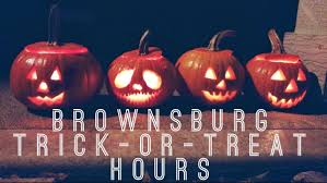 Halloween Candy Tampering 2013 by Brownsburg Trick Or Treat Hours Updated Due To Weather Town Of