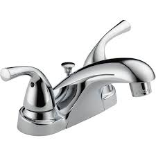 100 Kohler Bathroom Sink Faucet by Shop Bathroom Sink Faucets At Lowes Com