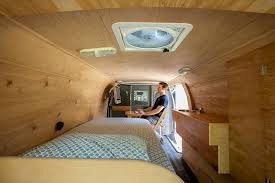 37 Best Diy Cargo Van Conversions Ideas