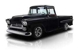 135188 1959 Chevrolet Apache RK Motors Classic Cars For Sale Custom 1950s Chevy Trucks For Sale Your Truck Very Nice 1958 Chevrolet Apache Pick Up Sale 2196038 Hemmings Motor News 1961 C20 Pickup Fleetside On Bat Auctions 1965 C10 For In Bc 350 Small Block Classic Car 1955 In Fulton County 1956 Big Window Short Bed Stepside Hot Rod Network 1959 3100 Stock 139365 Near Columbus Oh 4x4 18097 San Ramon Ca Classiccarscom Cc909448