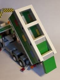 100 Lego Recycling Truck The Worlds Newest Photos Of 4206 And Lego Flickr Hive Mind