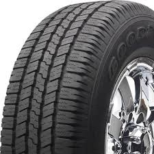 1 New LT265/70R17 E Goodyear Wrangler SR-A 265 70 17 Tire ...