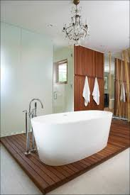 Mini Chandelier Over Bathtub by Bathroom Marvelous Small Glass Chandelier For Bathroom Hanging