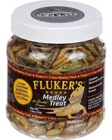 Flukers Turtle Clamp Lamp by Incredible Deal On Fluker U0027s Medley Treat For Aquatic Turtles