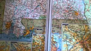Rand McNally Road Atlas United States 2015 YouTube