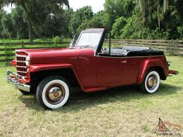 1950 Willys Overland Jeepster Concourse Restoration NO RESERVE 1950 Willys Jeep For Sale Classiccarscom Cc1110885 Pickup Truck History Go Beyond The Wrangler Jake Rodriguez Kaiser Blog 1951 In 1950s Station Wagon Wikipedia Rebuild Truck Pinterest Trucks Classic 1956 Willysoverland 4791 Dyler Hot Rod Network About Cj2a Specs And Find Of Week Autotraderca Ted Tuerk