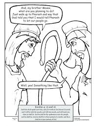 Passover Coloring Pages For Adults Meal Toddlers Moses Page