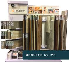 Moduleo Luxury Vinyl Plank Flooring by Abraham Linc Abraham Linc Resilient Luxury Vinyl Tile