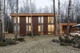100 House In Forest In Birch By Aleksandr Zhidkov Wowow Home Magazine