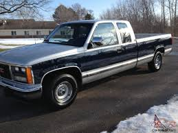 1989 GMC C1500 Sierra SLE Ext. Cab Pickup, 5.7 V8, LOW MILES! LOADED ... 1989 Gmc Sierra The Wedding Guest Kyle Lundgren His 89 Like A Rock Chevygmc Trucks 89gmctruck 1500 Regular Cab Specs Photos K3500 Truck Mount Components Plowsite Questions What Model Chevy Truck Body Parts Will Used Pickup Parts Cars Midway U Pull For Sale Classiccarscom Cc1100978 Sierra 7000 Lakeland Fl 5002642361 Chevy 1 Ton 4x4 Dually V3500