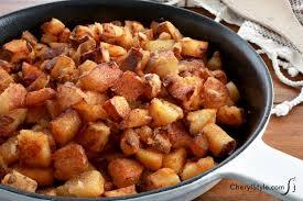 Skillet Home Fries Recipe