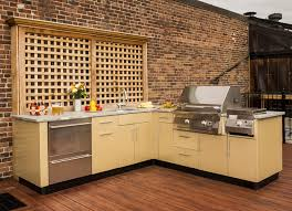 Outdoor Cabinets & Stainless Steel Kitchen Cabinetry
