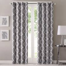 Bed Bath And Beyond Gray Sheer Curtains by Best 25 Grey Patterned Curtains Ideas On Pinterest Curtains For