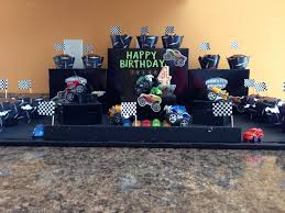 100 Monster Truck Birthday Party Supplies Ideas Pinterest
