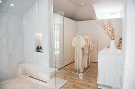 Open Bathroom Concept For Master Bedroom This Bathroom And Walk In Closet Combination Are Fully Open